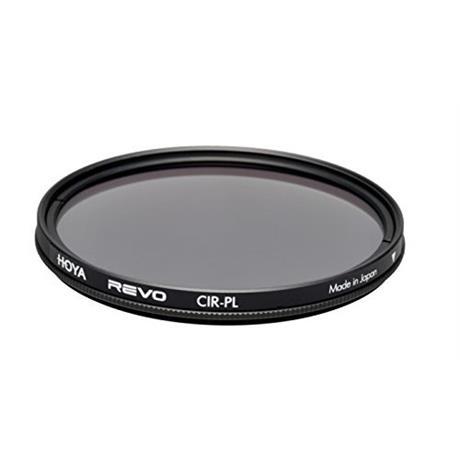 Hoya REVO SMC 77mm Circular Polarising Filter Image 1
