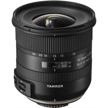 Tamron 10-24mm f/3.5-4.5 Di II VC HLD Nikon F-mount Lens Image 1