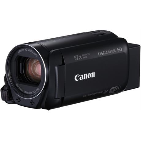Canon Legria HF R88 Front Angle