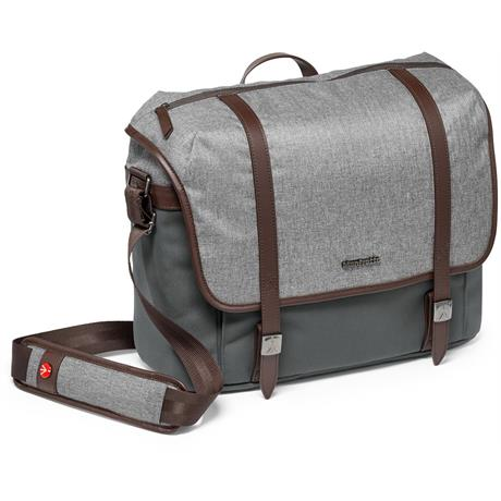 Manfrotto Windsor Medium Messenger Bag Front