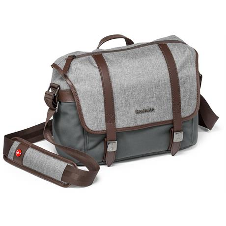 Manfrotto Windsor Small Messenger Bag Front