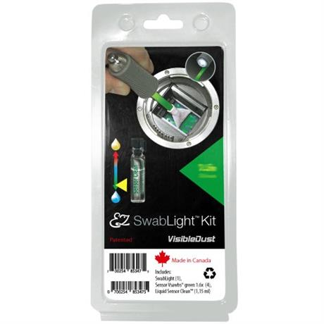 VisibleDust EZ SwabLight Sensor Clean 1.0x Cleaning Kit Image 1