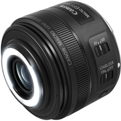 Canon EF-S 35mm f/2.8 Macro IS STM Lens Image 1