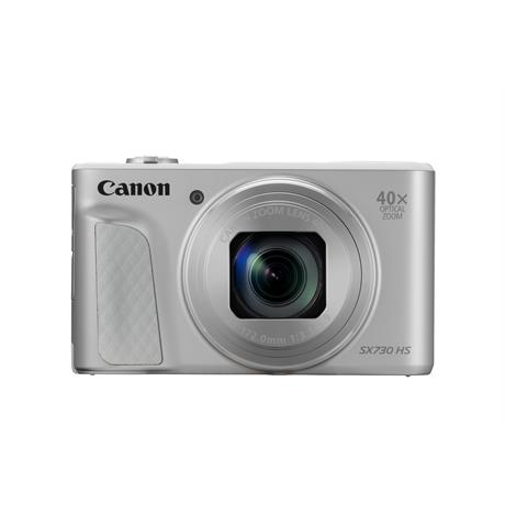 Canon PowerShot SX730 HS Compact Digital Camera - Silver Image 1