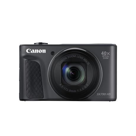 Canon PowerShot SX730 HS Black Compact Camera Image 1