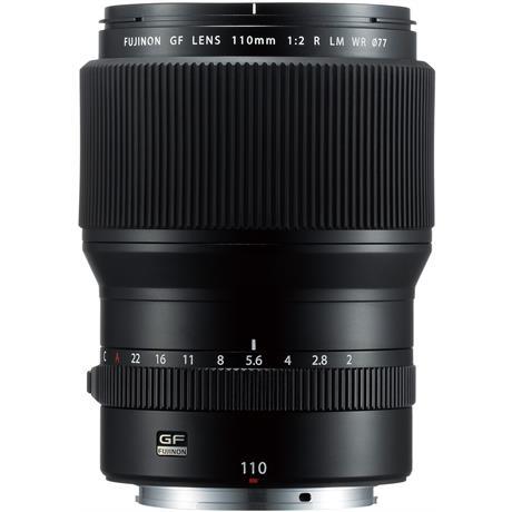 Fujifilm GF 110mm f/2 R LM WR G-Mount Lens Image 1