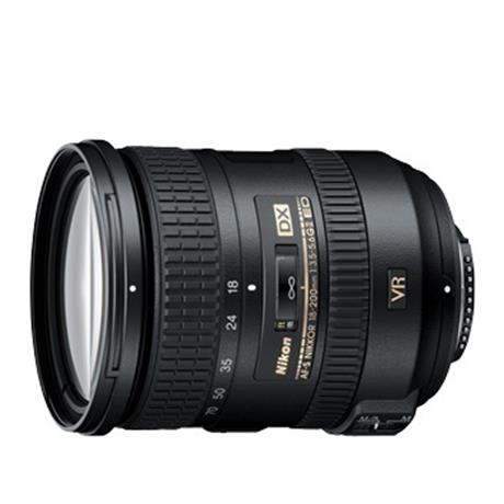 Nikon AF-S DX Nikkor 18-200mm f/3.5-5.6G ED VR II Zoom Lens Image 1