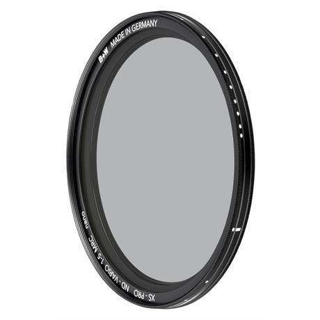B+W 52mm XS-Pro Digital Variable ND Filter MRC Nano Image 1
