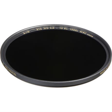 B+W 82mm XS-Pro 810 Neutral Density 3.0 Filter MRC-Nano (10-Stop) Image 1