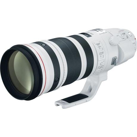 Canon EF 200-400mm f/4L IS USM Lens With Built in 1.4x Extender Image 1