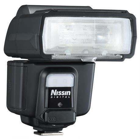 Nissin i60A Flashgun Nikon Fit Image 1