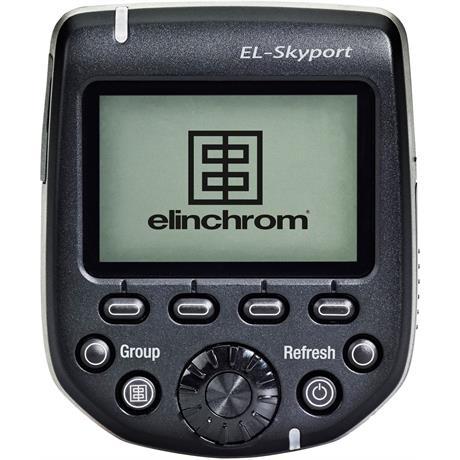 Elinchrom Skyport Plus HS Studio Flash Trigger 1 Front