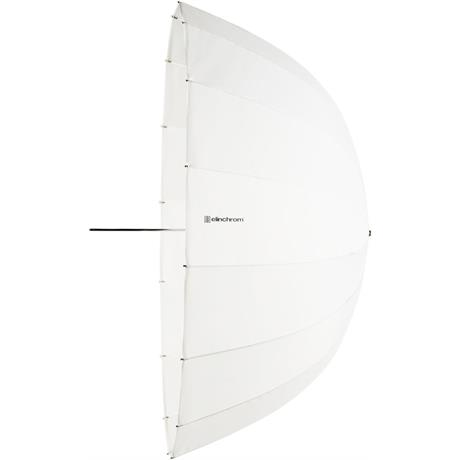 Elinchrom 125cm Translucent Deep Umbrella Image 1