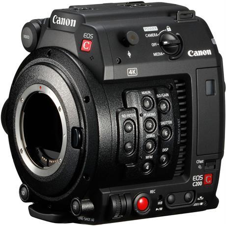 Canon Cinema EOS C200 EF Professional Camcorder Image 1
