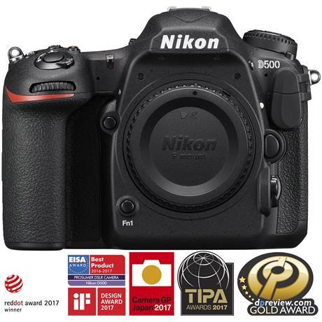 Nikon D500 DSLR Camera Image 1
