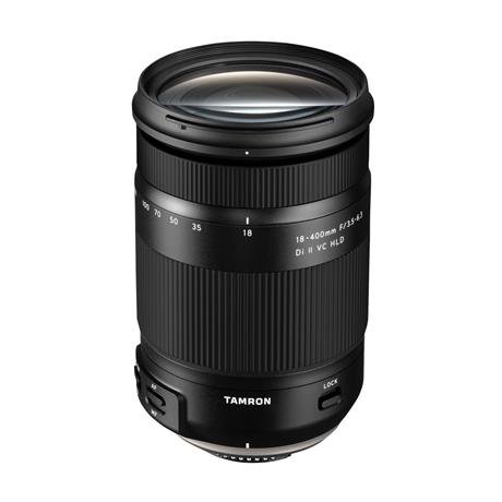 Tamron 18-400mm Lens Nikon Fit
