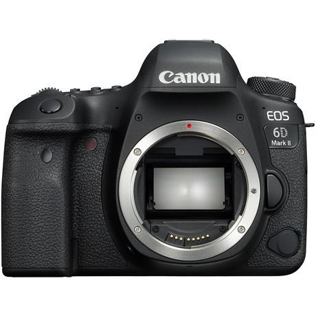 Canon EOS 6D Mark II Front