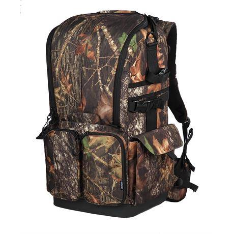 Benro Falcon 400 Camouflaged Backpack Image 1