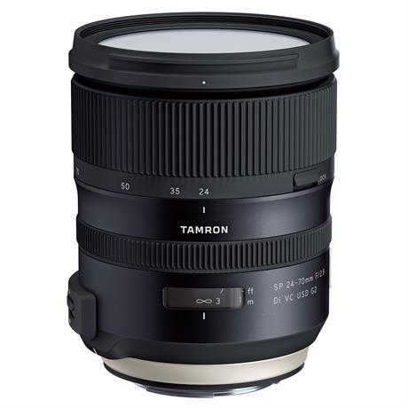 Tamron SP 24-70mm F2.8 G2 VC USD - Nikon Image 1