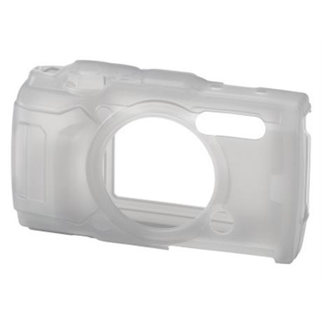 Olympus CSCH-126 Silicone Case for TG-5 Image 1