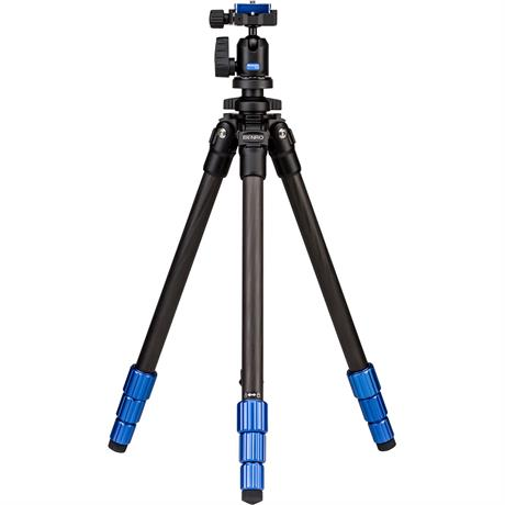 Slim Carbon Fibre Tripod Kit with N00 Ball Head