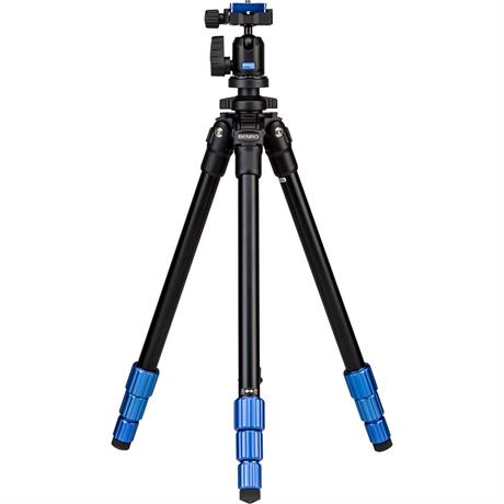 Slim Aluminium Tripod Kit with N00 Ball Head