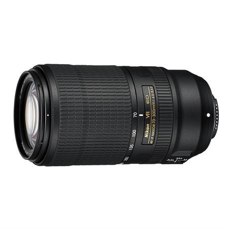 Nikon AF-P Nikkor 70-300MM F/4.5-6.3E ED VR Lens