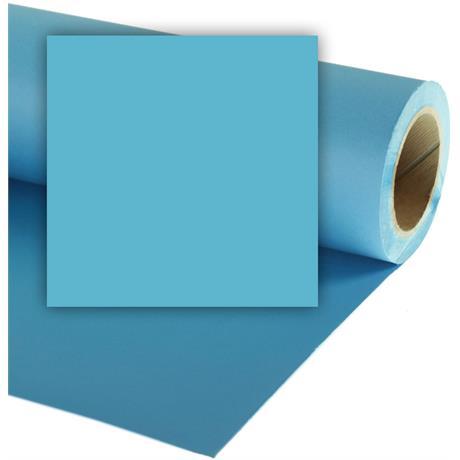 Colorama 1.35mx11m Aqua Photographic Paper Image 1
