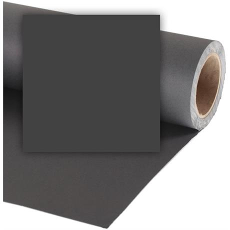 Colorama 3.55mx30m Black Photographic Paper Image 1