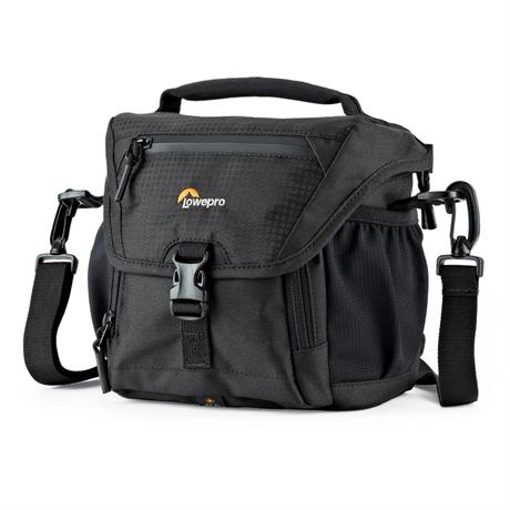 Lowepro Nova SH 140 AW II Black Shoulder Bag Image 1