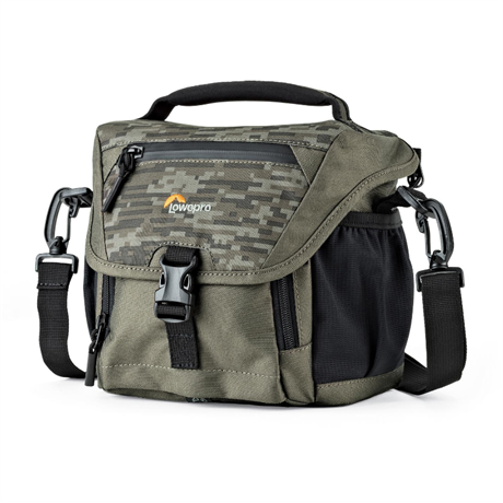 Lowepro Nova SH 140 AW II Pixel Camo Shoulder Bag Image 1