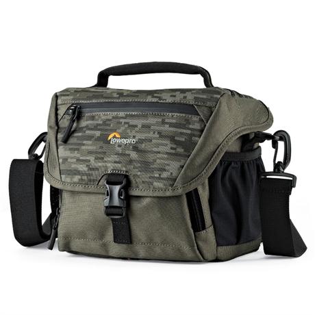 Lowepro Nova SH 160 AW II Pixel Camo Shoulder Bag Image 1