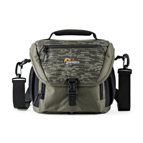 Lowepro Nova SH 170 AW II Pixel Camo Shoulder Bag Image 1