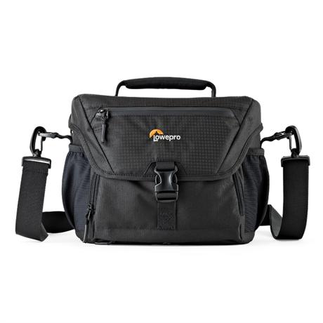 Lowepro Nova SH 180 AW II Black Shoulder Bag Image 1