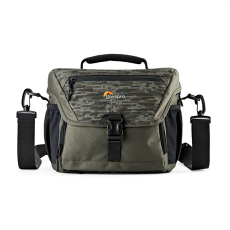 Lowepro Nova SH 180 AW II Pixel Camo Shoulder Bag Image 1