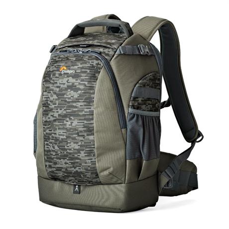 Lowepro Flipside BP 400 AW II Backpack Pixel Camo Image 1