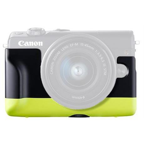 Canon EH31-FJ Green Plastic Face Jacket Image 1