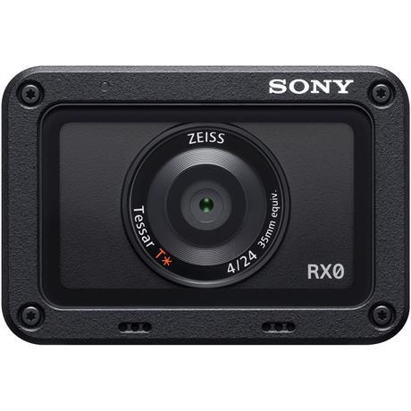 Sony DSC-RX0 Action Camera - Black Image 1
