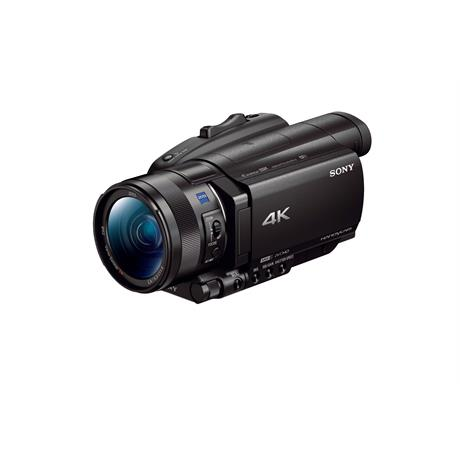 Sony FDR-AX700 Compact Camcorder Image 1