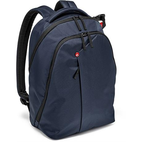 Manfrotto NX Camera Backpack Blue Image 1