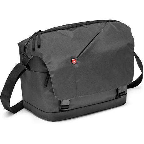 Manfrotto NX Grey Camera Messenger Bag v2 Image 1