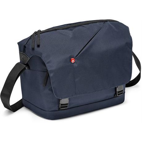 Manfrotto NX Blue Camera Messenger Bag v2 Image 1