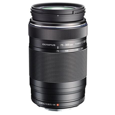 Olympus M.Zuiko Digital ED 75-300mm f/4.8-6.7 II Telephoto Zoom Lens Image 1
