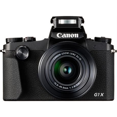 Canon PowerShot G1 X Mark III Compact Digital Camera Image 1
