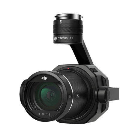 DJI Zenmuse X7 Camera (Lens excluded) Image 1