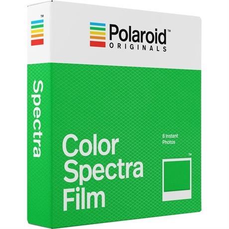 Polaroid Originals Image/Spectra Color Film (8 Sheets) Image 1