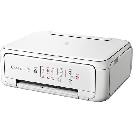 Canon Pixma TS5151 A4 Printer - White Image 1