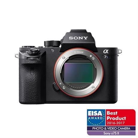Sony a7s ii camera 70-200 g lens Image 1
