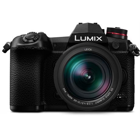 Panasonic Lumix G9 Camera + Leica DG Vario-Elmarit 12-60mm f/2.8-4.0 Lens Kit