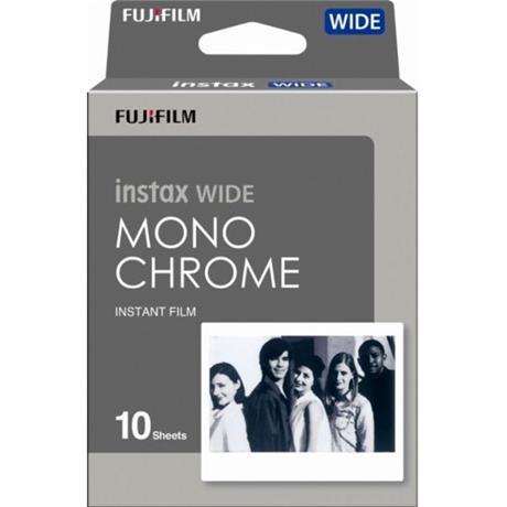 Fujifilm Fuji Instax Wide Format Film Monochrome Image 1